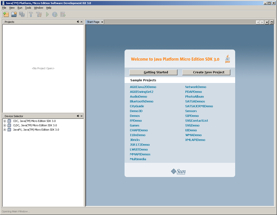 SDK 3.0 Screenshot
