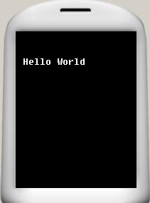Fullscreen-Mode